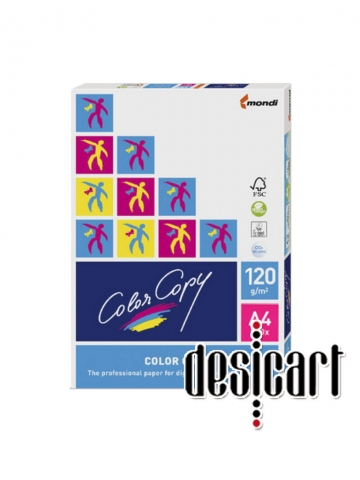 Carta Color Copy A4 120g