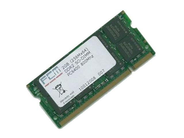 DDR2 2GB 800MHZ SO-DIMM X APPLE VERS. BLUK-PER IMAC\MACBOOK OLD