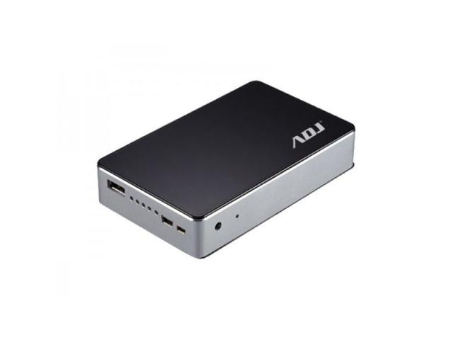 BOX 2.5 SATA/USB3.0 WIFI MAX2TB SL STEELBOX HOTSPOT E ROUTER POWERBANK