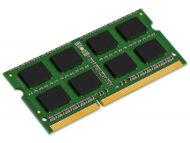 DDR3 8GB 1600 MHZ SO-DIMM KINGSTON