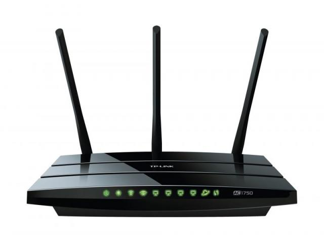 ROUTER AC1750 GIGABIT DUAL BAND 450 MBPS AT 2.4GHZ+1300MBPS AT 5GHZ
