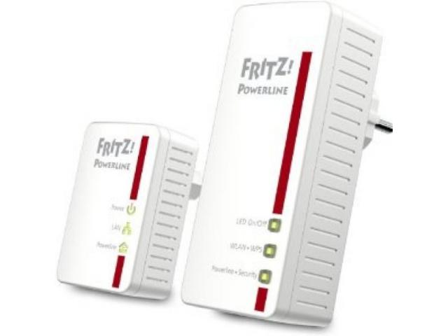 POWERLINE FRITZ! 540E SET INTERNATI ONAL