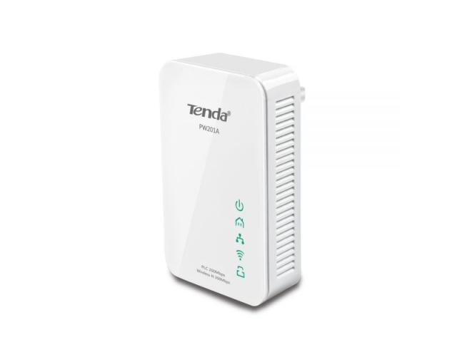 POWERLINE 300MBPS KIT EXTENDER INCL UDE 1 PW201A + 1 P200