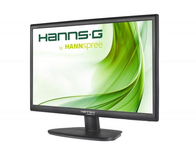MON 21,5LED MM VGA DP 1000:1 16:9 HANNSPREE HL225PPB 5MS 250CD/M2