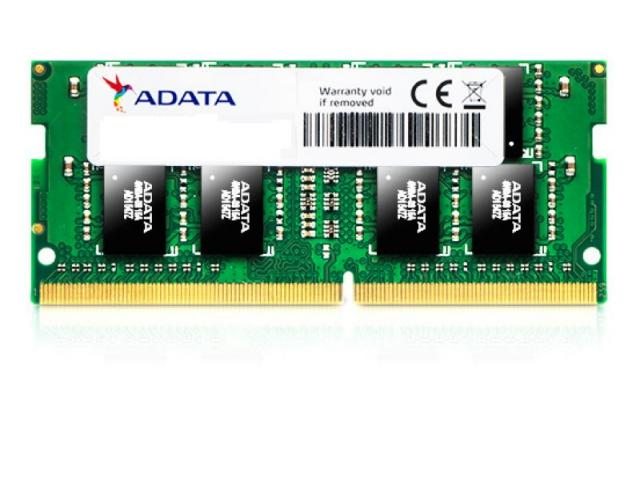 DDR4 16GB 2400 MHZ S0-DIMM ADATA CL17 1,2V 288PIN