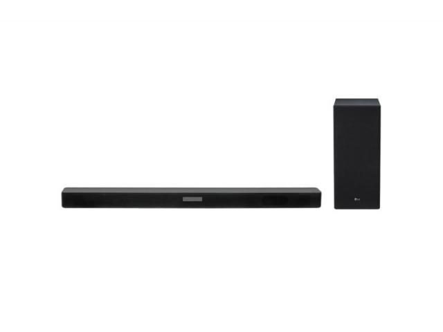 SOUNDBAR LG 2.1 360 BLUETOOTH DOLBY DTS VIRTUAL + SUBWOOFER