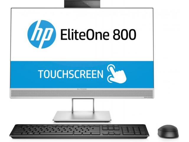 AIO 23,8 I5-8500 8GB 1TB W10P HP ELITEONE 800 G4 TOUCH SCREEN
