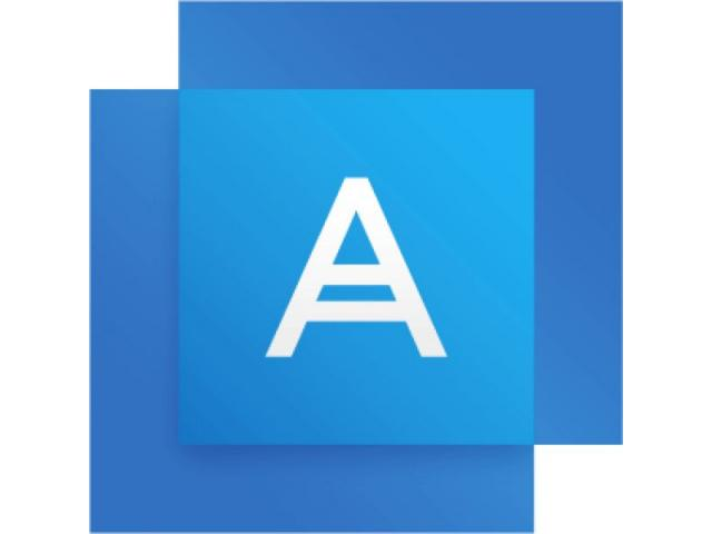 SW ACRONIS TRUE IMAGE 2019 1USER
