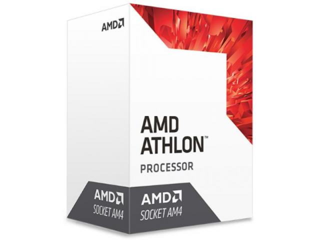 CPU AMD ATHLON 220GE FM4 3,3GHZ 2CORE BOX 5MB 64BIT 35W