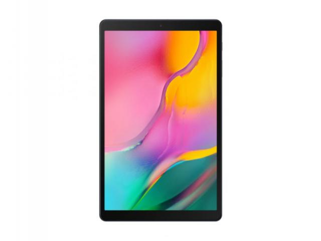TABLET SAMSUNG GALAXY TAB A 10.1BK OC/32GB/2GB/8MP/KNOX/AND9 LTE BLACK